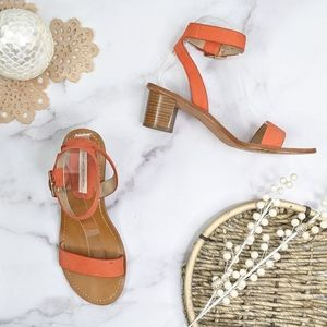 DVF Leather Cami Sandals